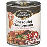 Raynal et Roquelaure cassoulet toulousain cuisines à la graisse d'oie 840g (Prix Par Unité) Envoi Rapide Et Soignée
