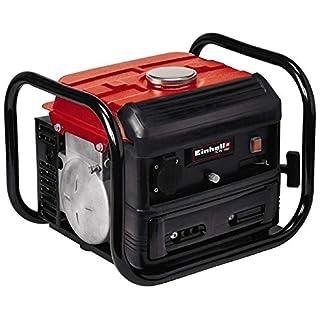 Einhell Stromerzeuger (Benzin) TC-PG 1000 (1,2 kW, 4L-Tank, 680 W Dauerleistung, max. 800 W/1 Minute, 230V-Steckdose, AVR-Regelung, Überlastschalter)
