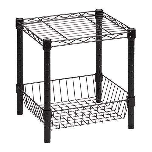 honey-can-do-shf-02216-stahltisch-mit-korb-schwarz-metall-black-3556-x-381-x-4064-cm