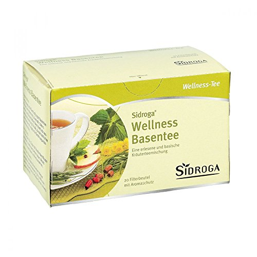 SIDROGA Wellness Basentee Filterbeutel 20 St