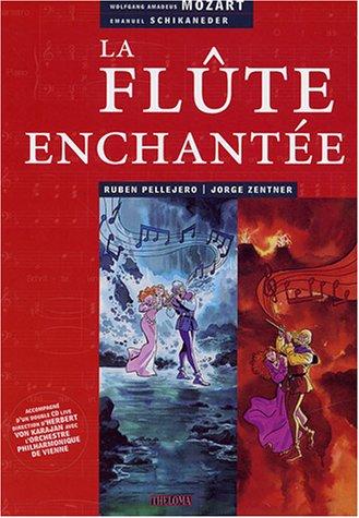 La flûte enchantée (2CD audio)
