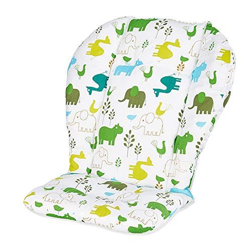 AaaSue - Funda Universal para Carrito de Compras, Ultra Suave, 100% algodón, arnés de Seguridad Superior, Lavable a máquina, bebé, niño, niña