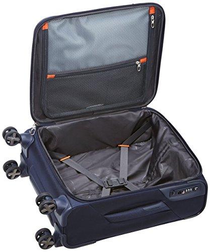 Samsonite X'BLADE 3.0 Spinner 63/23 Erweiterbar Koffer, 63 cm, 69 Liter, Grau/Schwarz Blau