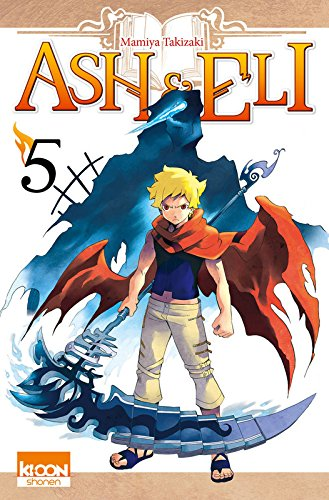 Ash & Eli Edition simple Tome 5