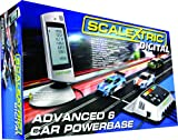Scalextric - SCA7042 - Véhicule Miniature - Digital Power Base - 6 Voitures