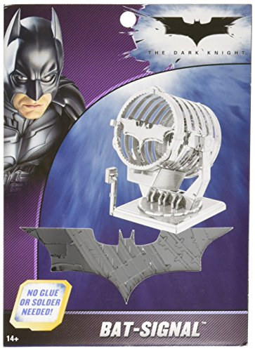 DC Comics The Dark Knight Metal Earth Bat Signal 3D Metal Modell-Bausatz