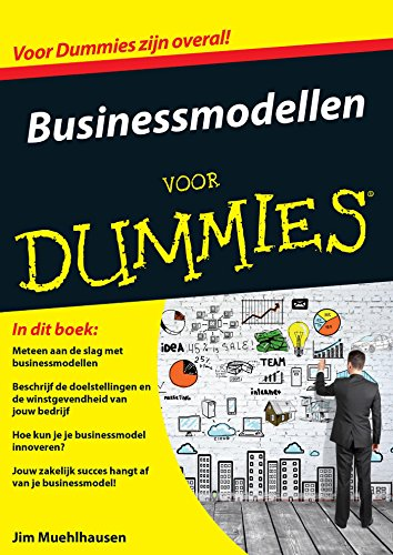 Businessmodellen voor Dummies (Dutch Edition)