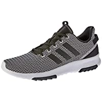 Adidas Cloudfoam Racer TR, Men's Running Shoes, White (Ftwr White/Core Black/Ftwr White), 8 UK, (42 EU),DA9305