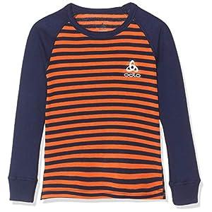 Odlo Kinder Shirt L/S Crew Neck Warm Kids R&s