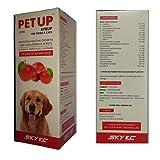 Sky Ec Pet Up Multivitamin Dog Syrup with Lycopene Advantage 200ml