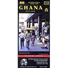 Ghana. 1/750 000