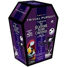 Trivial Pursuit: Tim Burton's the Nightmare Before Christmas Travel Edition: Trivial Pursuit: Tim Burton's the Nightmare Before Christmas Travel Editi