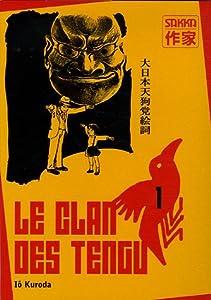 Le Clan des Tengu Edition simple Tome 1