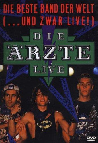 Die Ärzte - Die beste Band der Welt (...und zwar live!) [Edizione: Germania]