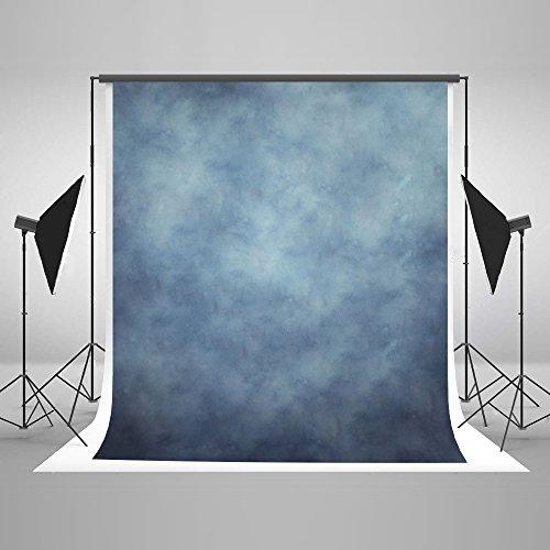 Kate Fotografie Hintergrund 2x3m Foto Kulissen für Photographen Retro Solid hellblau Hintergrund Requisiten Studio digital gedruckte Hintergründe (Digitale Fotografie Hintergrund)
