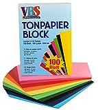 VBS Tonpapier Block