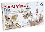 Artesanía Latina 22411 - Maqueta de barco en madera: Carabela Santa María 1/65