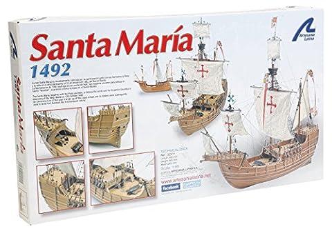 Artesania Latina Santa Maria 224111/65, Water
