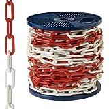 Wolfpack 1041005 Kunststoffkette, 2-farbig, 8 mm, Rolle mit 25 m