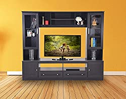 This entertainment centre, from Royal Oak, is not only extremely functional but also high on aesthetic appeal. It comes in a beautiful dark finish and offers you ample space to store all the paraphernalia you need in the entertainment room along with...