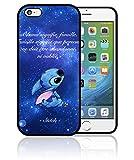 sans Coque Iphone Samsung Disney Lilo Stitch Bleu Etui Housse (6 Plus 6s Plus)