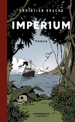 Buchseite und Rezensionen zu 'Imperium: Roman' von Christian Kracht