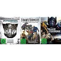 Transformers 1-5 (1-3 + 4 + 5) im Set - Deutsche Originalware
