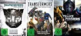 Transformers 1-5 (1-3 + 4 + 5) im Set - Deutsche Originalware [5 DVDs] -