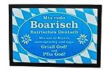 Unbekannt Die bayrische Fussmatte - Bairisches Deutsch für alle Bayer