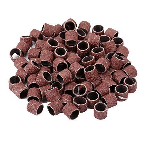 tamburo-di-taglio-dophee-100pcs-1-2-pollici-80-bande-di-sabbia-di-graniglia-kit-utensile-rotante-con