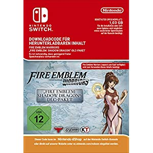 FE Warriors: Fire Emblem Shadow Dragon Pk DLC  | Switch – Download Code