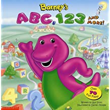 Barney's ABC, 123, and More!