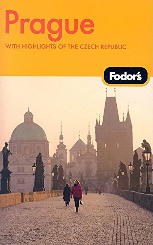 Fodor's Prague, 2nd Edition