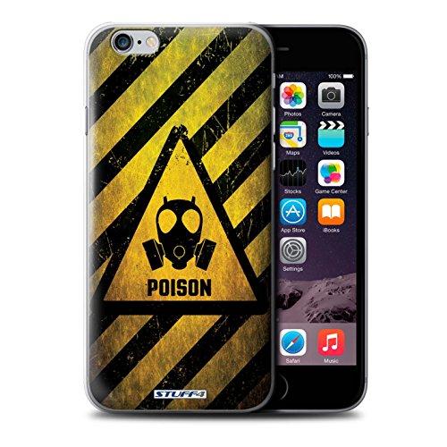 Coque de Stuff4 / Coque pour Apple iPhone 5/5S / électricité Design / Signes de Danger Collection Poison