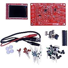 'Kuman Jye DSO1382015DIY Kit 2.4TFT 1msps Digital OSCIL Los Cope Kit with DIY Parts + Probe Open Source (13803K SMD Pre Soldered)