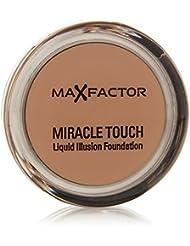 Max Factor Miracle Touch Liquid Illusion Fond de Teint 65 Rose/Beige