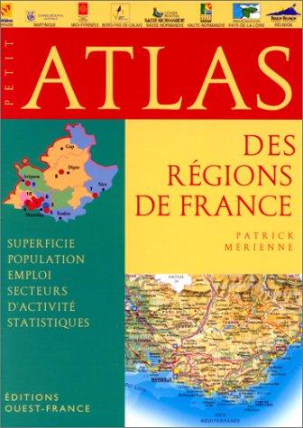 Petit atlas des régions de France