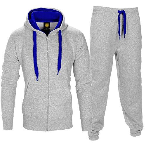Raiken Durchgehendem Reißverschluss Gebürsteten Fleece Trainingsanzug Kleine Polyester-fleece