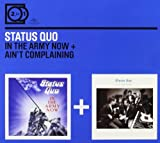 Status Quo: 2 For 1: In The Army Now / Ain't Complaining (Digipack ohne Booklet) (Audio CD)