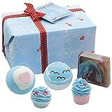 Bomb Cosmetics Free Spirit, Geschenkset, 1er Pack (1 x 5 Stück)
