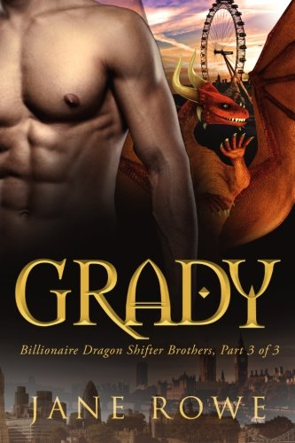 Grady: A BBW BWWM Billionaire Paranormal Romance