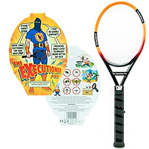 Sourcing4U The Executioner Pro Fly Swat Wasp Bug Mosquito Swatter Zapper