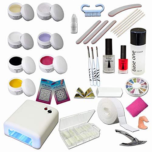 Kit de introducción Starter set Maryland para centros de belleza - Nail Set - Kit de introducción...