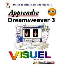 Apprendre Dreamweaver 3 Visuel