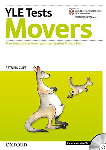 Cambridge Young Learners English Tests: Cambridge young learners exams. Movers. Student's book. Per la Scuola elementare. Con CD Audio