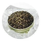 caviar d'osciètre, 50g