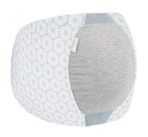 Babymoov Dream Belt Fresh XS/S - Ergonomischer Bauchgurt für den Schlafkomfort der schwangeren Frau, elastisch, anpassungsfähig, hellblau