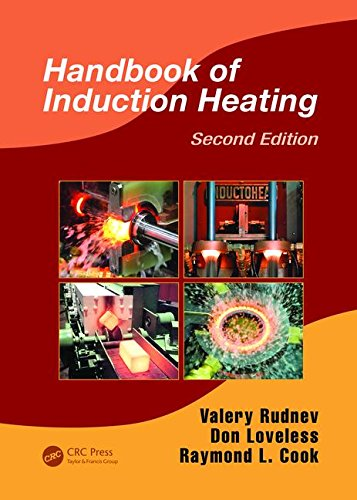 Handbook of Induction Heating, Second Edition (Manufacturing Engineering and Materials Processing)