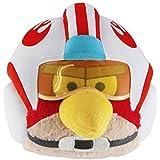 """Oficiales de Angry Birds Star Wars 8 """" juguete de la felpa de la Serie 2 - Luke Skywalker (X -Wing casco)"""