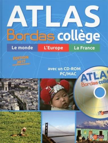 Atlas Bordas collge (1Cdrom)